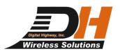 DH Wireless Logo